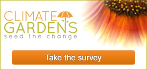 Take the gardening in a changing climate survey