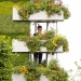 B&Q vertical garden goes sky high